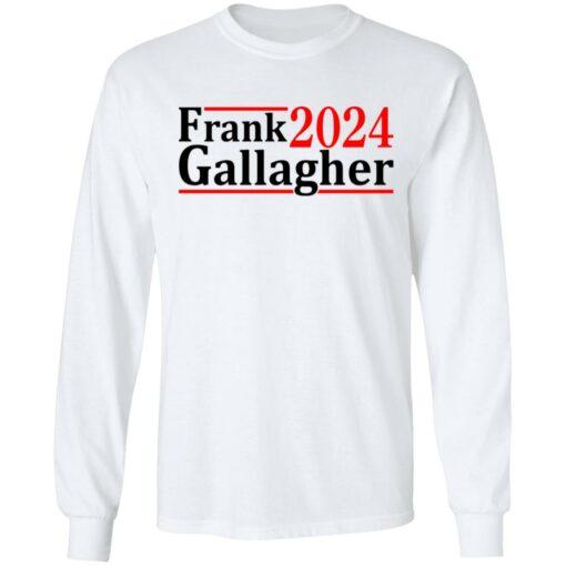 Frank Gallagher 2024 shirt $19.95 redirect06292021040643 3