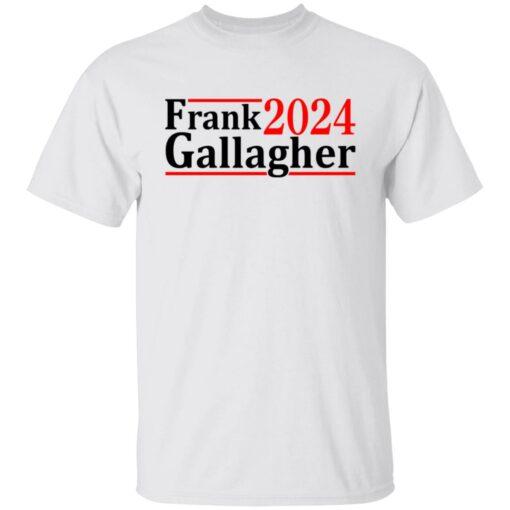 Frank Gallagher 2024 shirt $19.95 redirect06292021040643