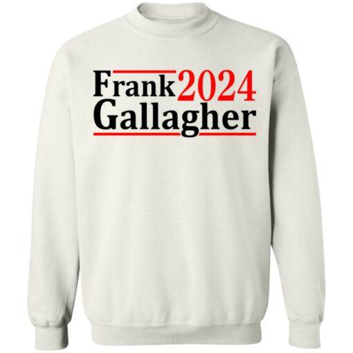 Frank Gallagher 2024 shirt $19.95 redirect06292021040643 7