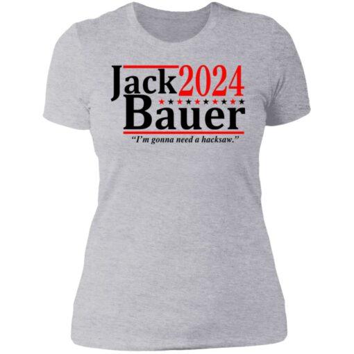 Jack Bauer 2024 i'm gonna need a hacksaw shirt $19.95 redirect06292021050641 8