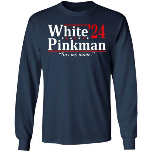 White Pinkman 2024 say my name shirt $19.95 redirect06292021050645 3