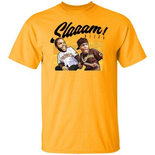 Damn meme slam Diego shirt $19.95 redirect06292021110654 1