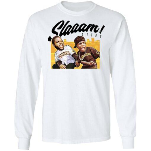 Damn meme slam Diego shirt $19.95 redirect06292021110654 2