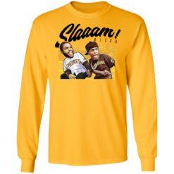 Damn meme slam Diego shirt $19.95 redirect06292021110654 3