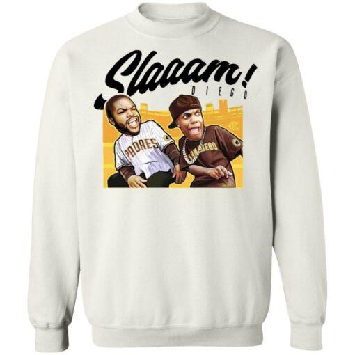 Damn meme slam Diego shirt $19.95 redirect06292021110654 6