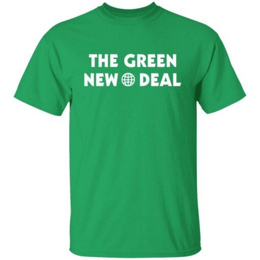 Green new deal shirt $19.95 redirect06292021220635 1