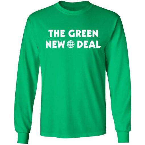 Green new deal shirt $19.95 redirect06292021220635 3