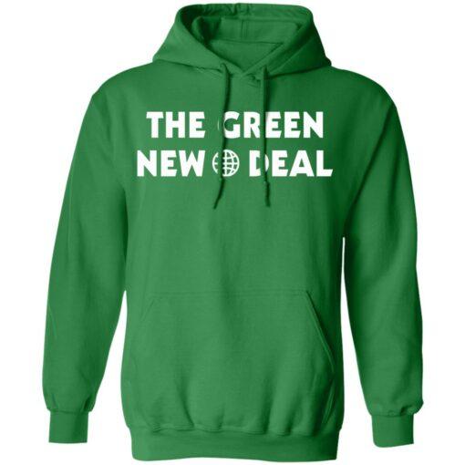 Green new deal shirt $19.95 redirect06292021220635 5
