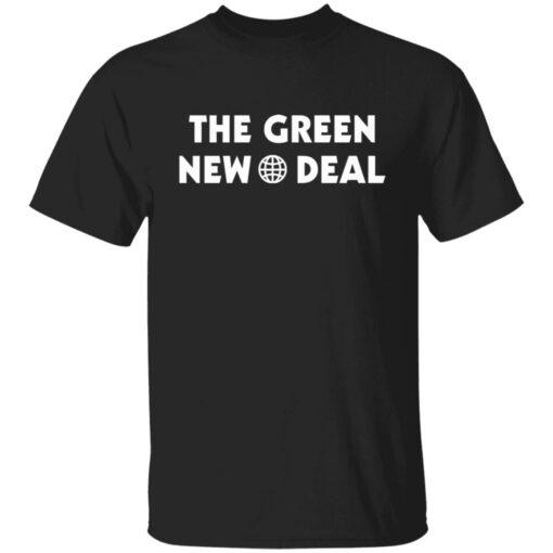 Green new deal shirt $19.95 redirect06292021220635