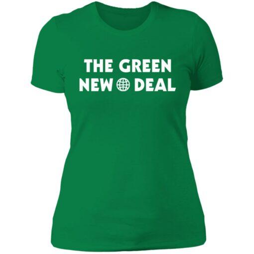 Green new deal shirt $19.95 redirect06292021220635 9