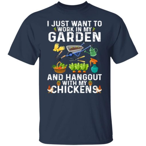 I just want to work in my garden shirt $19.95 redirect06302021030614 1
