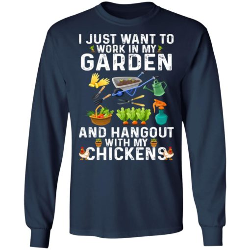 I just want to work in my garden shirt $19.95 redirect06302021030614 3