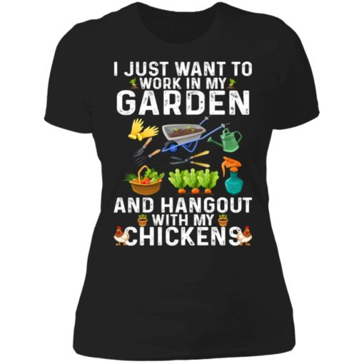 I just want to work in my garden shirt $19.95 redirect06302021030614 8