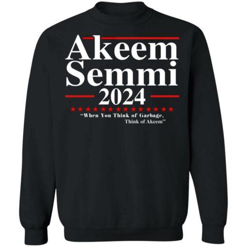 Akeem Semmi 2024 when you think of garbage shirt $19.95 redirect06302021060619 6