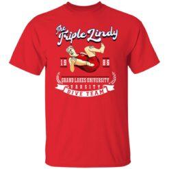 The Triple Lindy grand lakes university shirt $19.95 redirect07022021050709 1