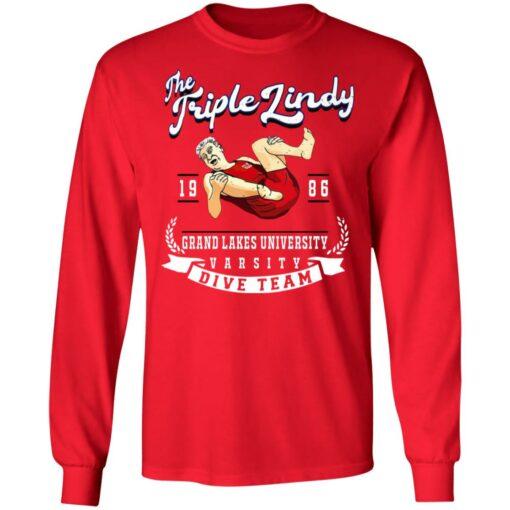 The Triple Lindy grand lakes university shirt $19.95 redirect07022021050709 3