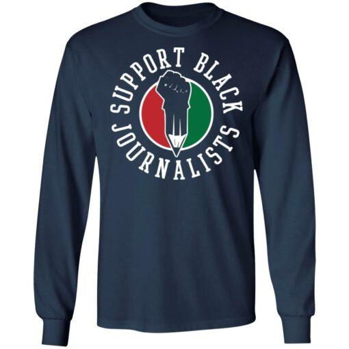 Support black journalists shirt $19.95 redirect07042021230715 3
