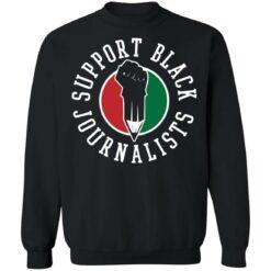 Support black journalists shirt $19.95 redirect07042021230715 6