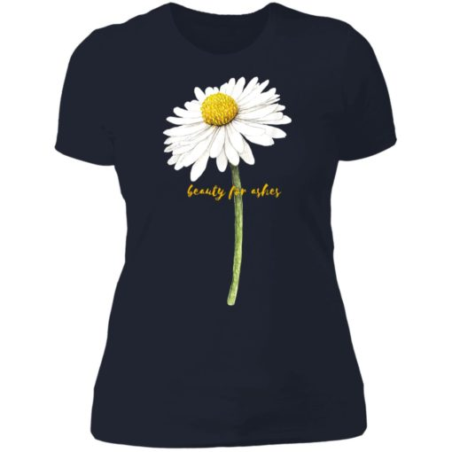 Daisy beauty for ashes shirt $19.95 redirect07052021120724 8