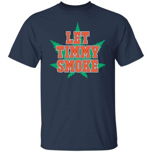 Let Timmy smoke shirt $19.95 redirect07052021230755 1