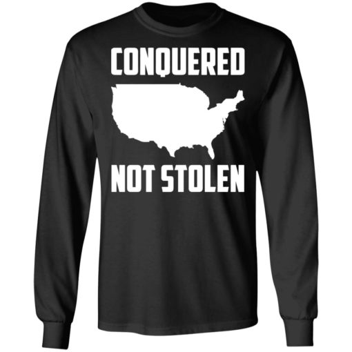 America conquered not stolen shirt $19.95 redirect07072021230739 2