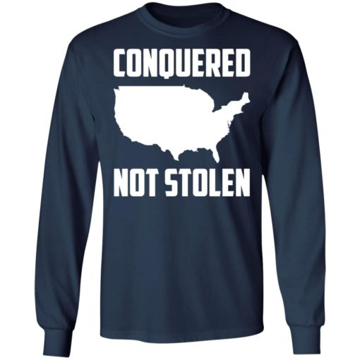 America conquered not stolen shirt $19.95 redirect07072021230739 3