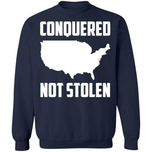 America conquered not stolen shirt $19.95 redirect07072021230739 7