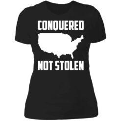 America conquered not stolen shirt $19.95 redirect07072021230739 8