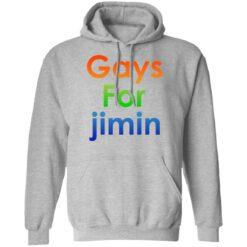 Gays for jimin shirt $19.95 redirect07082021040715 4