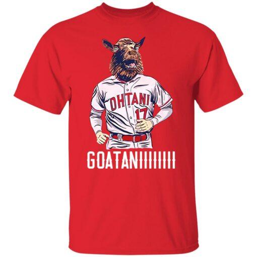 Shohei Ohtani Goataniiiii shirt $19.95 redirect07092021020742 1