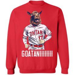 Shohei Ohtani Goataniiiii shirt $19.95 redirect07092021020743 5