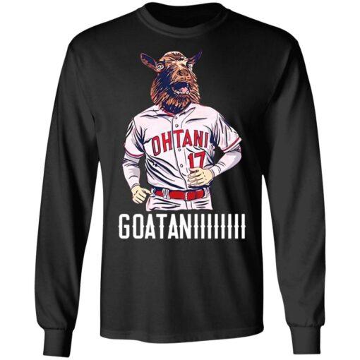 Shohei Ohtani Goataniiiii shirt $19.95 redirect07092021020743