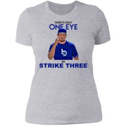 Trevor Bauer there's only one eye in strike three shirt $19.95 redirect07092021020744 8