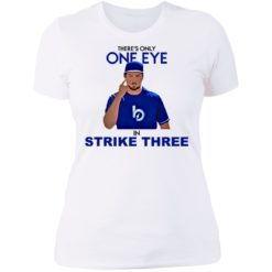 Trevor Bauer there's only one eye in strike three shirt $19.95 redirect07092021020744 9