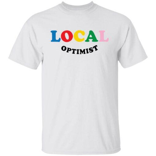 Local optimist sweatshirt $19.95 redirect07112021050701