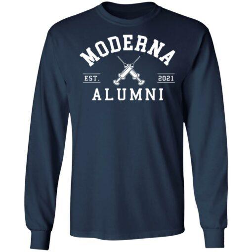 Moderna vs Alumni shirt $19.95 redirect07112021100733 3