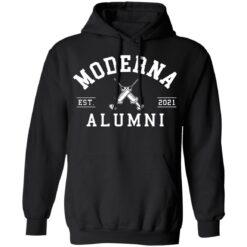 Moderna vs Alumni shirt $19.95 redirect07112021100733 4