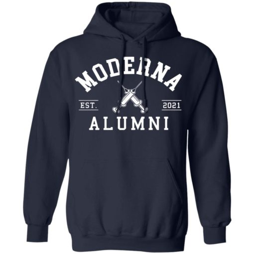 Moderna vs Alumni shirt $19.95 redirect07112021100733 5