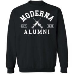 Moderna vs Alumni shirt $19.95 redirect07112021100733 6