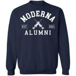 Moderna vs Alumni shirt $19.95 redirect07112021100733 7