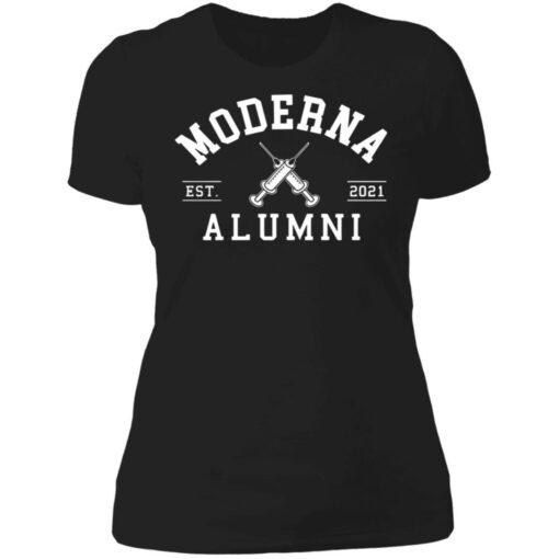 Moderna vs Alumni shirt $19.95 redirect07112021100733 8