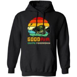 Good mom crappie fisherwoman shirt $19.95 redirect07132021230736 4