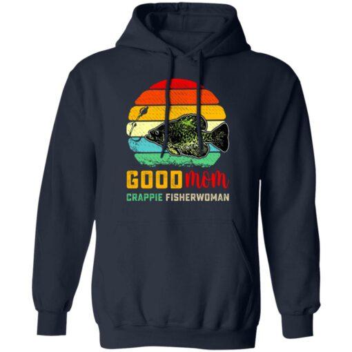 Good mom crappie fisherwoman shirt $19.95 redirect07132021230736 5