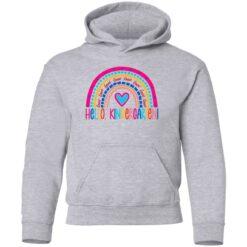 Love hello kindergarten shirt $21.95 redirect07142021040752 4