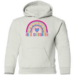 Love hello kindergarten shirt $21.95 redirect07142021040752 5