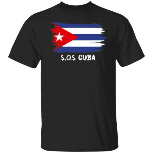 Sos Cuba shirt $19.95 redirect07142021110706