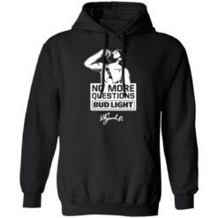 No more questions Bud Light Kucherov shirt $19.95 redirect07142021120738 4