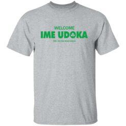 Wellcome IME Udoka shirt $19.95 redirect07142021230751 11