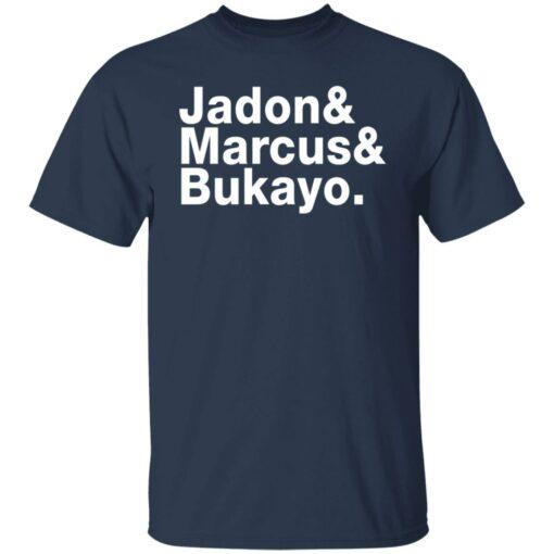 Jason Sudeikis Jadon Marcus Bukayo shirt $19.95 redirect07162021010734 1