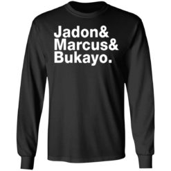 Jason Sudeikis Jadon Marcus Bukayo shirt $19.95 redirect07162021010734 2